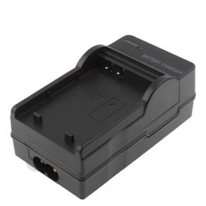 Digital Camera Battery Car Charger for OLYMPUS BLN1(Black)