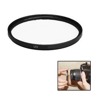 58mm UV Filter(Black)