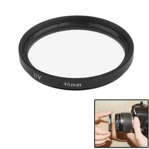 46mm SLR Camera UV Filter(Black)
