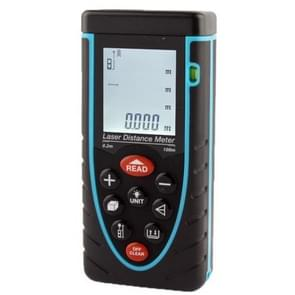 1.9 inch LCD 100m Hand-held Laser Distance Meter with Level Bubble (RZ100)
