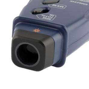Digital Laser Photo Tachometer Non Contact RPM Tach (SM6234E)