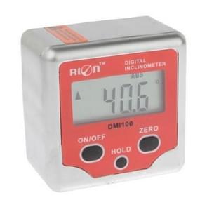 LCD Screen Digital Level / Bevel Gauge Box Inclinometer