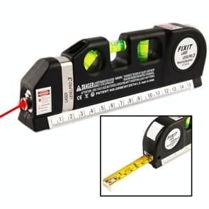Level Laser Aligner Horizon Vertical Measuring Tape