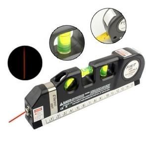 Laser Level with Tape Measure Pro 3 (250cm), LV-03(Black)