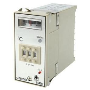 E5EM Temperature Controller, Temperature Range: 0-399℃