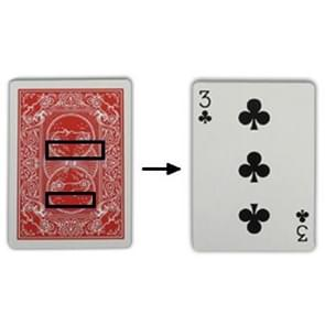 Magic Trick Toy – Marked Card