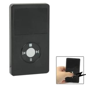 Shock-Your-Friend Electric Shock MP3 Player Prank Toy (Black)