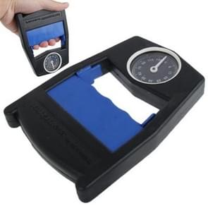 Hand Power Strength Measurement Grip Dynamometer (0-130kg), (Random Color)