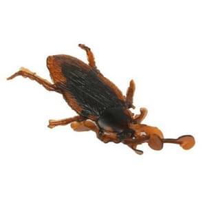 Realistic Rubber Roach Cockroach Practical Joke Tool