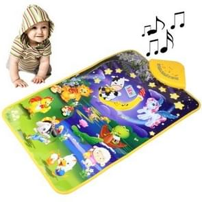Funny Russian Electric Music Toy for Kids, Size: 60 x 40cm
