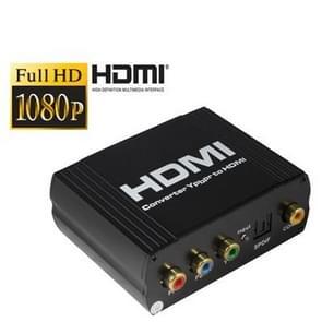 YPbPr + SPDIF to HDMI Multi-media Switcher
