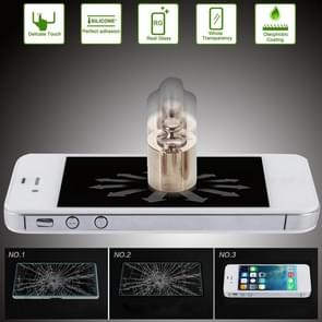 0.15mm Ultra-thin Explosion-proof Tempered Glass Screen Guard for iPhone 5 / 5S / 5C