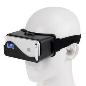 NJ-3D1688A DIY 3D Google Cardboard Glasses Virtual Reality for iPhone 5 & 5S & 5C