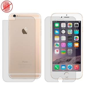 CALANS for iPhone 6 Anti-glare Screen Protector Front and Back Film