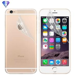 CALANS Diamond Screen Protector Front and Back Film for iPhone 6 Plus