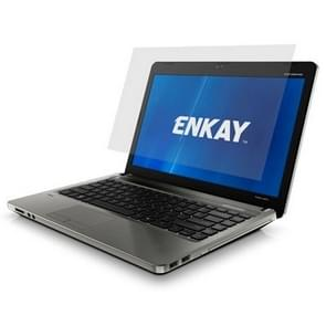 ENKAY Universal HD Crystal Clear Screen Protector Film Guard for 15.6 inch (16:9) Laptop(Transparent)