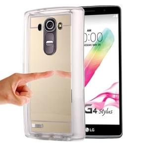 Mirror TPU Protective Case for LG G4 / H815(Gold)