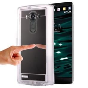Mirror TPU Protective Case for LG V10(Black)