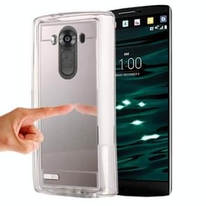 Mirror TPU Protective Case for LG V10(Grey)