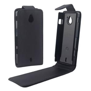Vertical Flip Leather Case for Sony MT27i / Xperia Sola(Black)