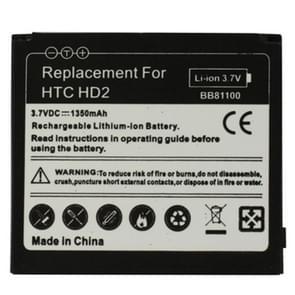 mobiele telefoon Batterij voor HTC Touch HD2 / T8585 / T8588