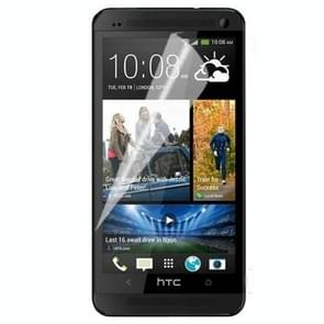 Frosting LCD Screen Protector for HTC One / M7