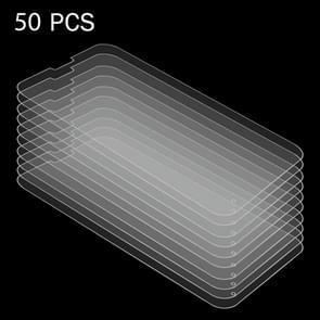 50 PCS for Motorola Moto E / XT1021 / XT1022 / XT1025 0.26mm 9H Surface Hardness 2.5D Explosion-proof Tempered Glass Film, No Retail Package