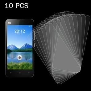 10 PCS Xiaomi Mi 2 0.26mm 9H Surface Hardness 2.5D Explosion-proof Tempered Glass Screen Film