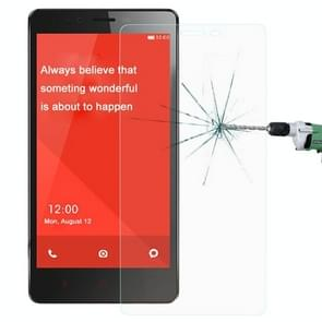 Xiaomi Redmi Note 0.26mm 9H+ Surface Hardness 2.5D Explosion-proof Tempered Glass Film