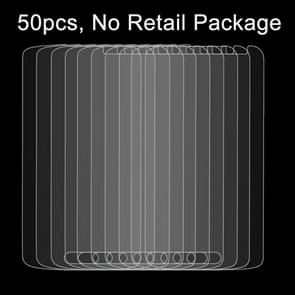 50 PCS for LG F70 / D315 0.26mm 9H Surface Hardness 2.5D Explosion-proof Tempered Glass Film, No Retail Package