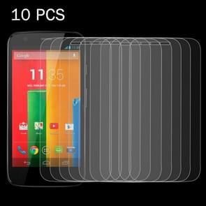 10 PCS for Motorola Moto G / XT1032 0.26mm 9H Surface Hardness 2.5D Explosion-proof Tempered Glass Screen Film