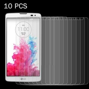 10 PCS for LG GX2 / G Vista / VS880 0.26mm 9H Surface Hardness 2.5D Explosion-proof Tempered Glass Screen Film