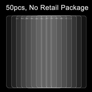 50 PCS Xiaomi Redmi 2 0.26mm 9H Surface Hardness 2.5D Explosion-proof Tempered Glass Film, No Retail Package