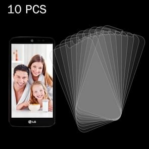 10 PCS for LG AKA / H778 / H788 / F520 0.26mm 9H Surface Hardness 2.5D Explosion-proof Tempered Glass Screen Film