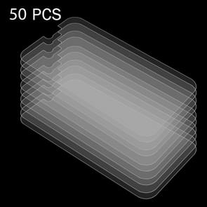 50 PCS for LG AKA / H778 / H788 / F520 0.26mm 9H Surface Hardness 2.5D Explosion-proof Tempered Glass Film, No Retail Package