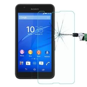 For Sony Xperia E4G 0.26mm 9H+ Surface Hardness 2.5D Explosion-proof Tempered Glass Film