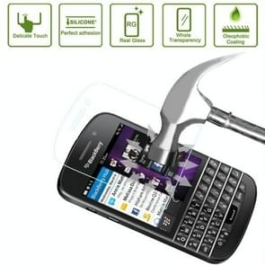 For Blackberry Q10 0.26mm 9H+ Surface Hardness 2.5D Explosion-proof Tempered Glass Film