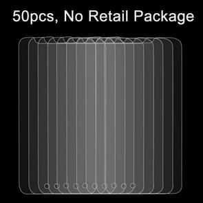 50 PCS for Motorola Moto X / XT1056 / XT1058 / XT1060 0.26mm 9H Surface Hardness 2.5D Explosion-proof Tempered Glass Film, No Retail Package