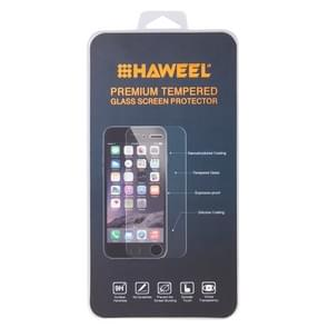 2 PCS for  Huawei Ascend Y330 0.26mm 9H Surface Hardness 2.5D Explosion-proof Tempered Glass Screen Film