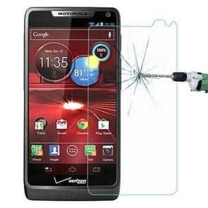 For Motorola MOTO DROID RAZR M / XT907 0.26mm 9H+ Surface Hardness 2.5D Explosion-proof Tempered Glass Film