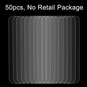 50 PCS for Motorola Moto X (2nd Gen.) 0.26mm 9H Surface Hardness 2.5D Explosion-proof Tempered Glass Film, No Retail Package