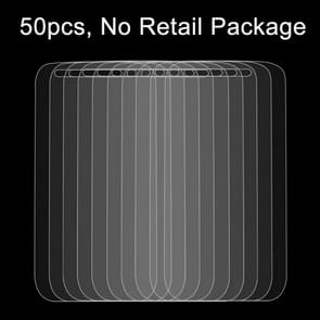 50 PCS for Motorola Moto E2 (Moto E 2nd Gen) 0.26mm 9H Surface Hardness 2.5D Explosion-proof Tempered Glass Film, No Retail Package