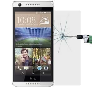For HTC Desire 626 0.26mm 9H+ Surface Hardness 2.5D Explosion-proof Tempered Glass Film
