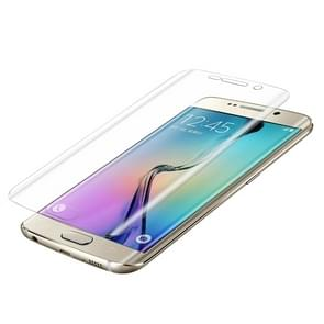 0.1mm Explosion-proof Soft TPU Full Screen Protector for Samsung Galaxy S6 Edge
