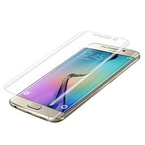 0.1mm Explosion-proof Soft TPU Full Screen Protector for Samsung Galaxy S6 Edge+
