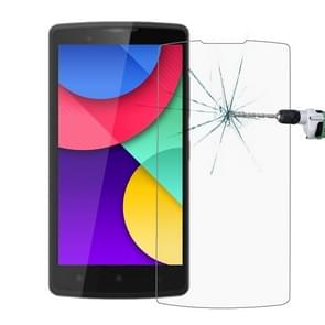 2 PCS Lenovo A2010 0.26mm 9H Surface Hardness 2.5D Explosion-proof Tempered Glass Screen Film