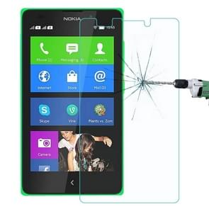 For Nokia XL 0.26mm 9H+ Surface Hardness 2.5D Explosion-proof Tempered Glass Film