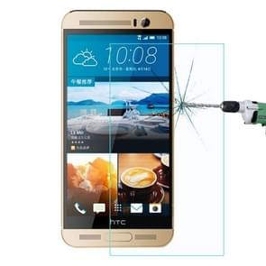 For HTC One M9+ / M9 Plus 0.26mm 9H+ Surface Hardness 2.5D Explosion-proof Tempered Glass Film