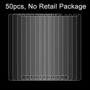 50 PCS OnePlus Two 0.26mm 9H Surface Hardness 2.5D Explosion-proof Tempered Glass Film, No Retail Package