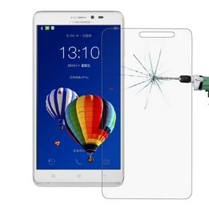 Lenovo Note 8 / A936 0.26mm 9H+ Surface Hardness 2.5D Explosion-proof Tempered Glass Film